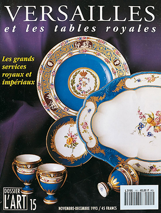 Versailles et les tables royales en Europe - 3 novembre 1993 DART-15---Versailles_HD
