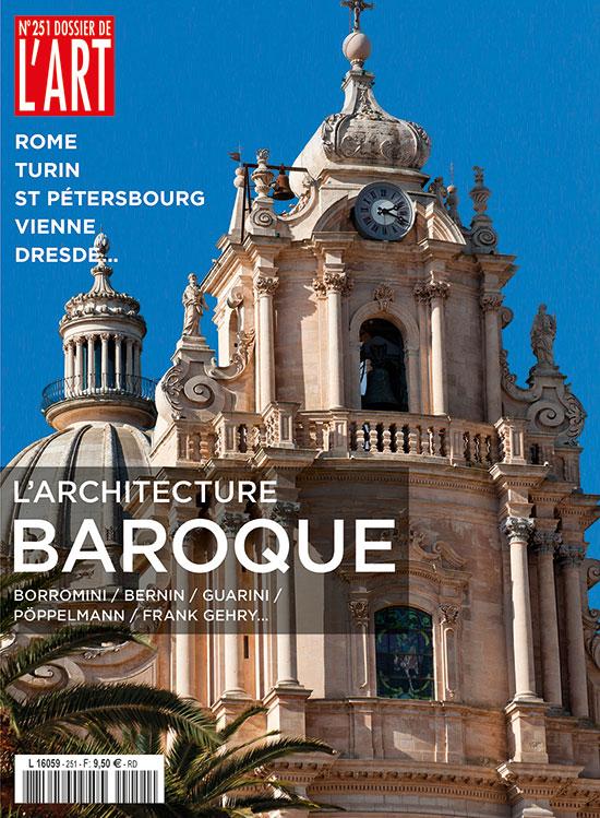 L 39 architecture baroque dossier de l 39 art n 251 for L architecture baroque